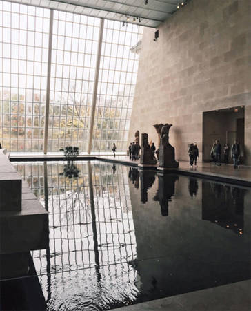 Bảo tàng nghệ thuật Metropolitan, New York, Mỹ.