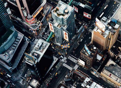 Quảng trường Thời Đại, New York, Mỹ.