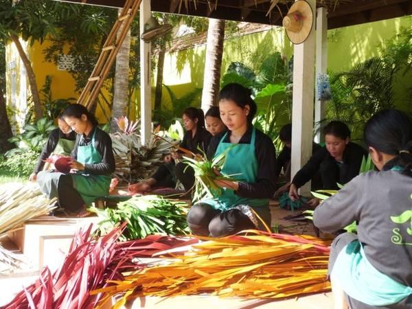 Ảnh: Senteurs d'Angkor