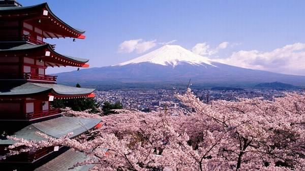 2. Leo núi Phú Sĩ: Núi Phú Sĩ không chỉ có vẻ đẹp say đắm lòng người, mà còn là nơi ở thiêng liêng của thánh thần với người Nhật Bản. Ngọn núi kỳ vĩ này là Di sản thế giới được UNESCO công nhận. Ảnh: Timepeaks.