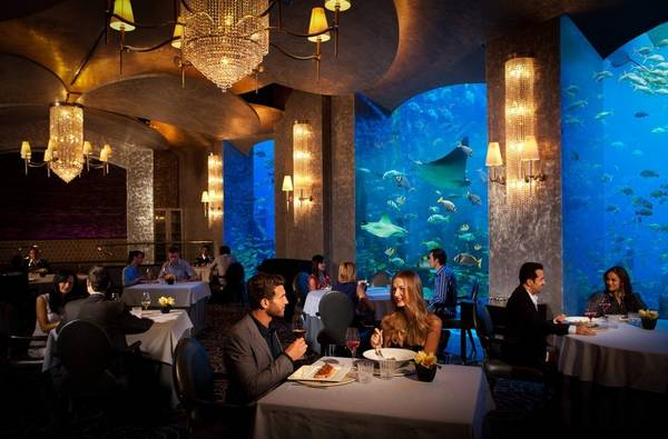 Thưởng thức bữa sáng muộn thứ sáu: Thứ sáu là ngày cuối tuần ở Dubai, vào buổi sáng các khách sạn thường đưa ra các gói ăn buffet thỏa thích với những món hảo hạng. Ngoài ra, đây còn là cách để gặp gỡ, giao thiệp và làm quen, đáng để bạn bỏ ra một số tiền không nhỏ.