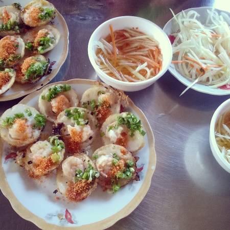 Bánh khọt 41 Trần Đồng. Ảnh: Tiểu Duy
