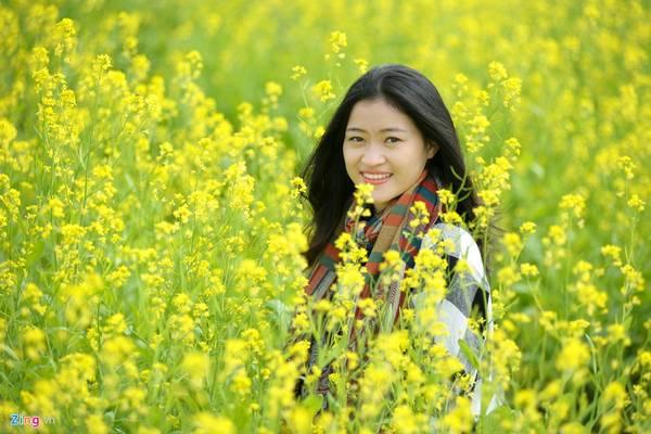 Chi phí để lội xuống ruộng là 10.000-20.000 đồng tuỳ vào diện tích và độ đẹp của hoa.