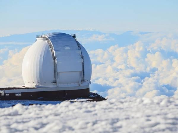 Mauna Kea, Hawaii: Nằm ở độ cao 4.206 m so với bãi biển Hilo, đỉnh Mauna Kea hùng vĩ hoàn toàn không dành cho những người yếu tim.