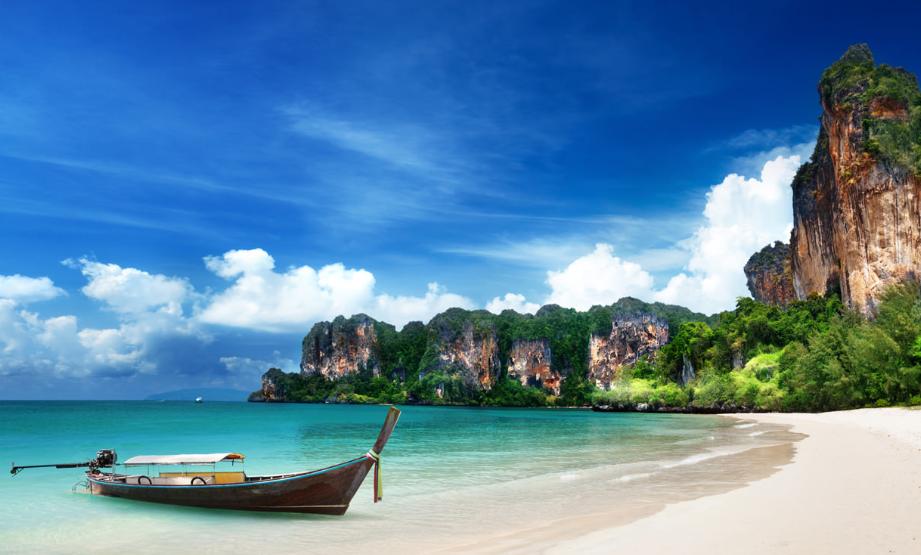 Phong cảnh hoang sơ hút hồn du khách của Krabi. Ảnh: krabi-hotels