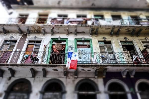 Khu phố Casco Viejo ở thành phố Panama, từng được UNESCO công nhận là di sản thế giới. Ảnh: Nori Jemil