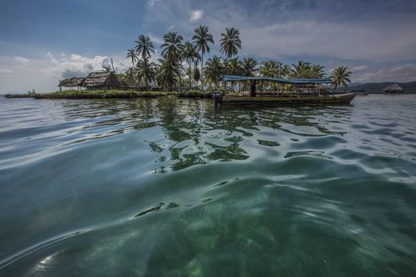 Panama là quốc gia sở hữu rất nhiều hòn đảo xinh đẹp. Ảnh: Nori Jemil