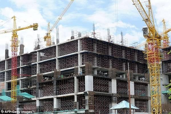 Nhiều nhà đầu tư vào thị trường bất động sản của Campuchia đến từ Nhật Bản, Trung Quốc, Hàn Quốc và Singapore.