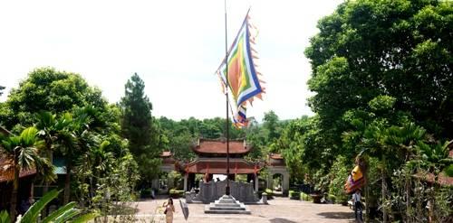 Côn Sơn - Kiếp Bạc là địa danh quen thuộc và nổi tiếng ở Hải Dương. Ảnh: Hương Chi