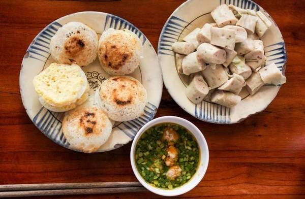 Bánh căn Đà Lạt - Ảnh: Huyền Trần