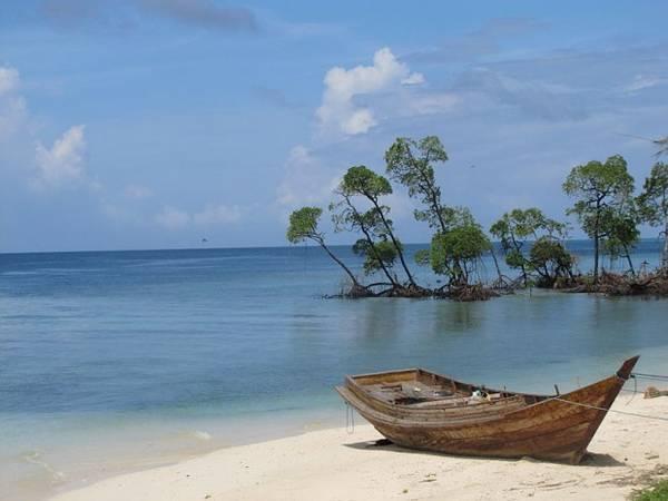 """10. Đảo Havelock hoang sơ khiến bất cứ ai cũng đều """"phải lòng"""" khi đặt chân đến. Ảnh: Dr. K. Vedhagiri"""