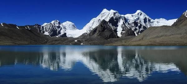 14. Nằm ở phía Bắc của dãy Khangchengyao, hồ Gurudongmar nằm ở độ cao 5,148 m. Ảnh: soumyajit pramanick
