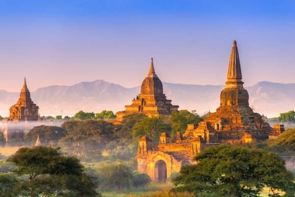 Bagan là điểm đến mang lại cho du khách nhiều điều bất ngờ. Ảnh: Magazine.tripzilla.com
