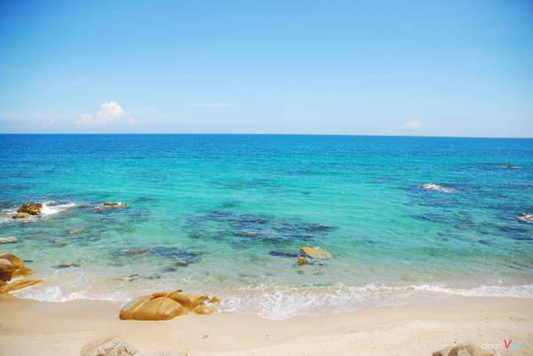 Biển Cà Ná. Ảnh: ST