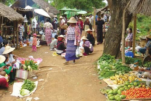 Chợ địa phương