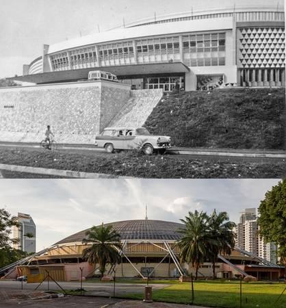 Sân vận động Negara ở Kuala Lumpur có sự thay đổi đáng kể qua thời gian. Nơi đây cách thủ đô Malaysia khoảng 2 km với 10.000 chỗ ngồi, thường tổ chức các sự kiện thể thao và hòa nhạc.