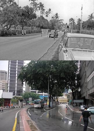 Đường Ampang, Kuala Lumpur.