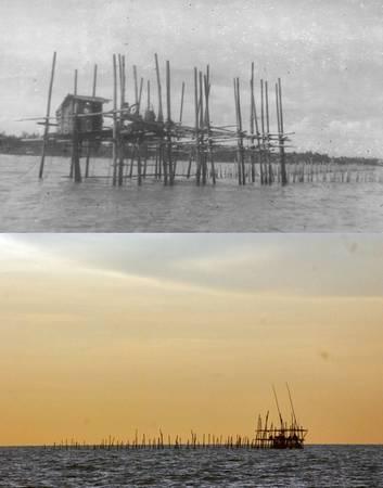 Eo biển Malacca.