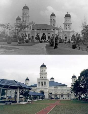 Nhà thờ Hồi giáo Sultan Abu Bakar ở Johor Bahru được xây dựng theo phong cách Victoria, thu hút nhiều khách du lịch đến tham quan và chụp ảnh. Trải qua hơn 100 năm xây dựng, nơi đây vẫn giữ được vẻ bề thế và uy nghi như ban đầu.