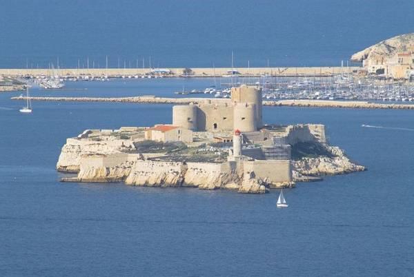 Đảo lâu đài If - Ảnh: wiki