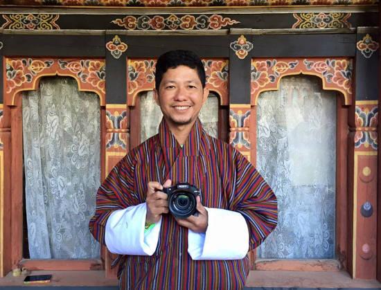 Nhiếp ảnh gia Nguyễn Thanh Tùng - người đã có những trải nghiệm tại vương quốc Bhutan.
