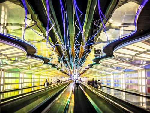 ORD là sân nào nào? Chicago O'Hare và nó đứng thứ 7 trong danh sách sân bay tệ nhất nước Mỹ.