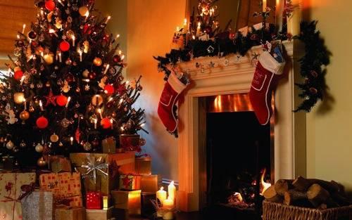 Giáng sinh là một ngày lễ rất quan trong với các nước phương Tây. Ảnh: Playbuzz