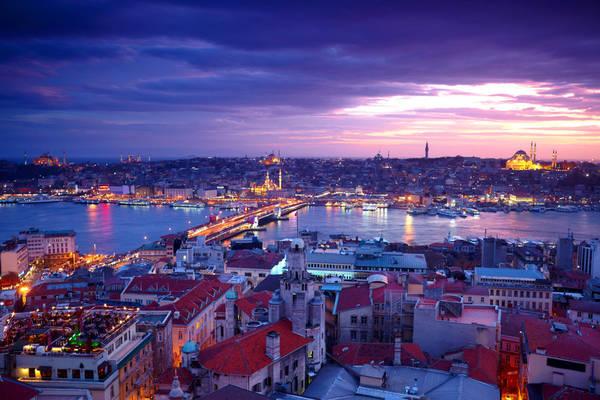 Istanbul, Thỗ Nhĩ Kỳ