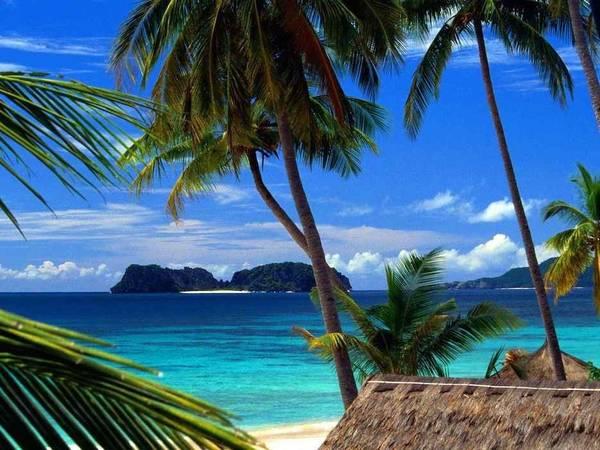 Đảo El Nido Pangulasian, Palawan, Philippines: Đây là resort sang trọng bậc nhất ở quần đảo El Nido với 42 biệt thự nằm trên bãi cát trắng, nhìn ra vịnh Bacuit xanh như ngọc.