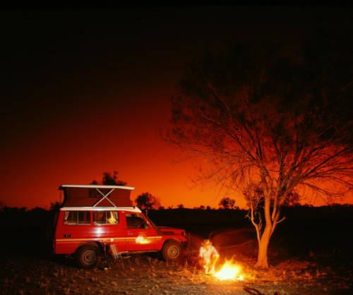 Grey Nomad thường là những du khách độc hành trong chuyến du lịch của mình. Ảnh: Huffingtonpost.