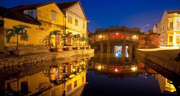Chùa Cầu, Hội An. Ảnh: indochinadiscoverytravel