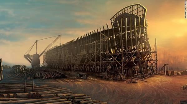 Ark Encounter (Mỹ): Đây là một công viên chủ đề giúp du khách giải trí đồng thời tìm hiểu nhiều hơn về sự sáng tạo, sáng chế nằm tại bang Kentucky. Ark Encounter mở cửa vào ngày 7/7/2016 trong hình dáng của con thuyền Noah nổi tiếng là công trình gỗ lớn nhất thế giới. Những người đầu tư và sáng tạo nên công trình có hy vọng Ark Encounter đón được 1,6 triệu du khách trong năm đầu tiên.