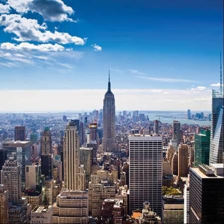 5. New York: Đây là thành phố duy nhất ở Mỹ vào top, với doanh thu từ du khách nước ngoài là 18,6 tỷ USD. Du khách chủ yếu đến từ London, Toronto, Sao Paolo, Paris và Buenos Aires. Ảnh: Getty Images/iStockphoto.