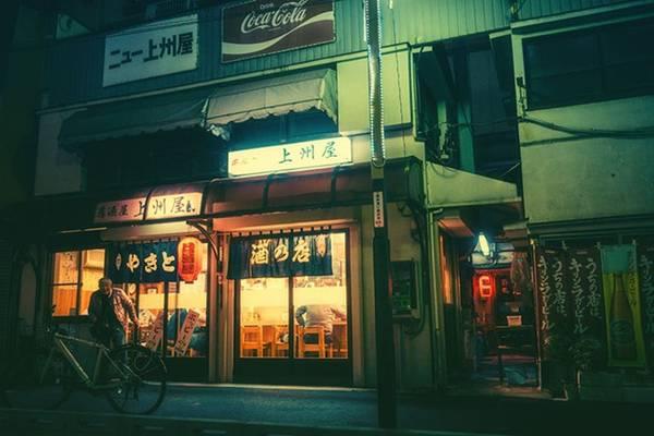 Xem những bức hình này, chắc ít ai nghĩ đây là Nhật Bản của hiện tại.