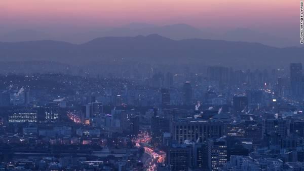<strong>13. Seoul, Hàn Quốc</strong> - Seoul đón 9,39 triệu lượt khách quốc tế tăng 8,9% so với năm trước đó.