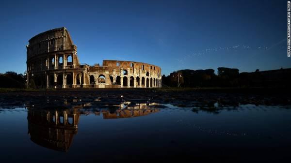 <strong>14. Rome, Ý</strong> – Thành phố cổ kính Rome xếp vị trí thứ 14 trong danh sách này với 8,78 triệu lượt khách quốc tế.