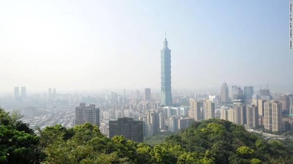 15. Đài Bắc, Đài Loan - Bảo tàng Cung điện Quốc gia Đài Bắc là một trong những bảo tàng lớn nhất trên thế giới về các hiện vật hoàng gia và tác phẩm nghệ thuật và thành phố này cũng đón khoảng 8,6 triệu du khách.
