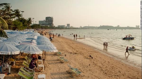 19. Pattaya, Thái Lan – Thành phố biển Pattaya vẫn giữ ổn định ở vị trí thứ 19 trên bảng xếp hạng này với khoảng 6,43 triệu lượt du khách.