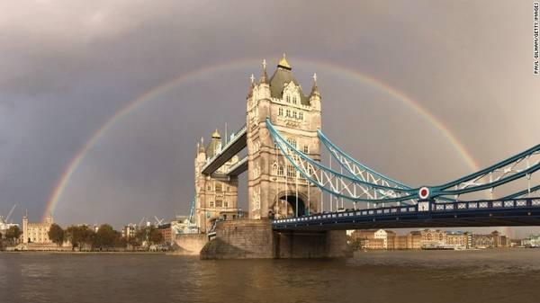 <strong>2. London, Anh</strong> – London là điểm đến thu hút nhiều du khách nhất ở châu Âu với 17, 38 triệu lượt khách.