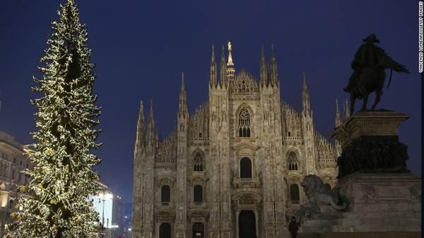 24. Milan, Ý - Được mệnh danh là một trong những kinh đô thời trang của thế giới, Milan đã thu hút khoảng 6,05 triệu lượt du khách quốc tế.