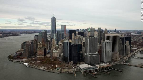 8. New York, Mỹ - Theo số liệu thống kê, New York đón khoảng 12,23 triệu lượt khách quốc tế.