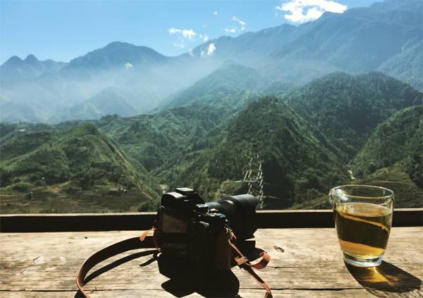 Bạn sẽ thích mê không gian của Gem Valley và cảm thấy được thư giãn hoàn toàn. Ảnh: Nguyen Thuy Hanh (Miu)