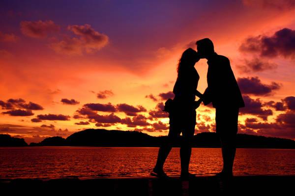 Khung cảnh hoàng hôn lãng mạn ở Langkawi. Ảnh: Beto Frota