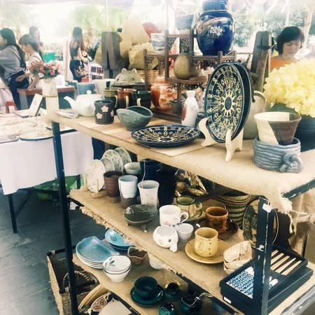 Ảnh: Facebook Saigon Flea Market