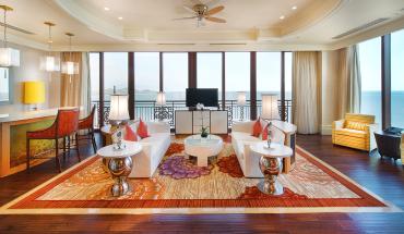 Phòng Grand & Premier Suite.