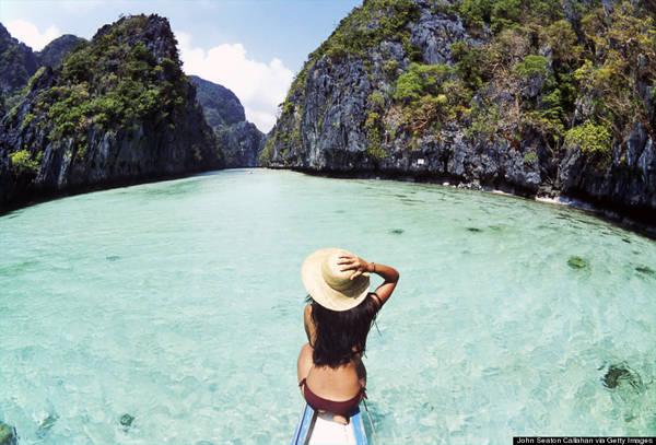 """Du lịch Philippines và ghé thăm hòn đảo Palawan, du khách sẽ không có """"cơ hội"""" buồn chán, bởi những điều mà bạn sẽ được trải nghiệm. Ảnh: huffingtonpost"""