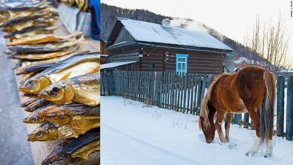 Một Listvyanka yên bình: Listvyanka là trung tâm du lịch chính của hồ. Một dự án trị giá hàng tỷ ruble được đầu tư tại đây tên là Baikal City có thể sẽ biến nơi này thành khu phức hợp về kinh doanh và nghỉ dưỡng trong vòng 20 năm tới. Baikal City sẽ có nhiều siêu thị, một công viên nước, sòng bài cùng các biệt thự. Hiện tại, Listvyanka mới chỉ là một ngôi làng nhỏ êm đềm. Vào sáng sớm, phụ nữ thường cho ngựa ăn, chuẩn bị cá omul (cùng họ cá hồi) để xông khói…