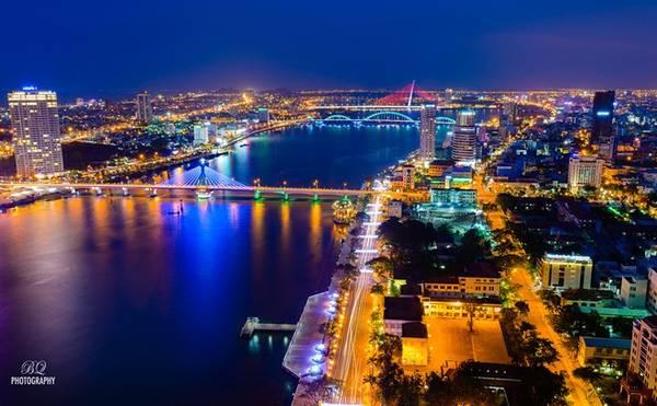 Biển cũng là nguồn cảm hứng du lịch vô tận mà Đà Nẵng có được. Ảnh: BQ Photography