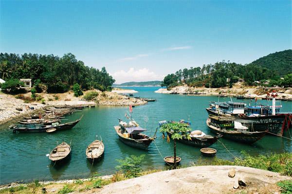 Da Nang to Cham Island