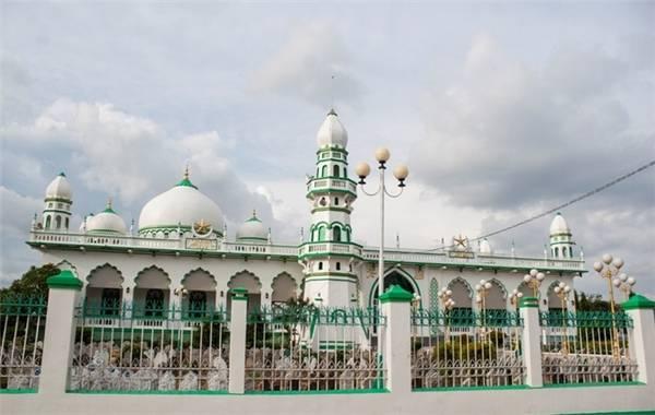 Thánh đường Masjid Jamiul Azhar. (Ảnh: Internet)